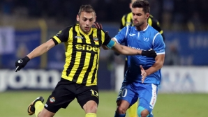 Балтанов: Имахме повече положения, ние заслужавахме победата, а не Левски (видео)