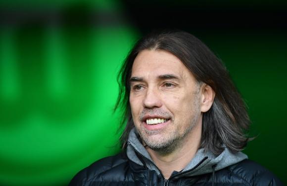 Треньорът на Волфсбург хвърли оставка