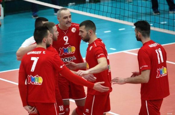 ЦСКА с бърза победа над Марек (галерия)