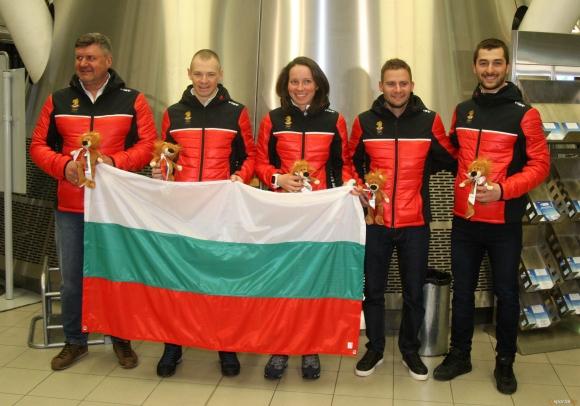 Българското участие в ПьонгЧанг днес