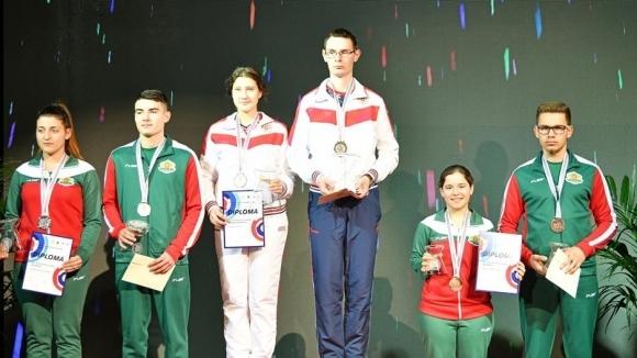 Нови български успехи на Европейското първенство по спортна стрелба