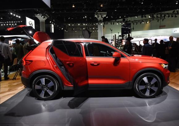 Volvo за първи път с 3-цилиндров двигател