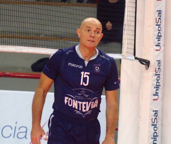 Италианец чупи рекорд във волейбола