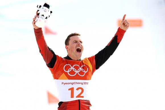 Невин Галмарини спечели олимпийската титла в паралелния гигантски слалом