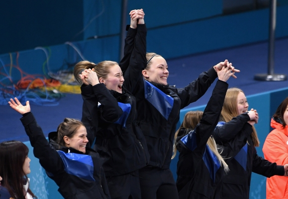 Швеция с ново злато от олимпиадата