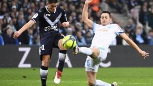 Олимпик Марсилия продължава гонитбата с Монако