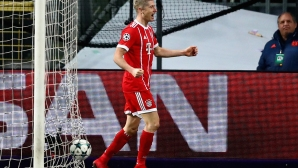 Левандовски посочи фаворита си за Шампионската лига