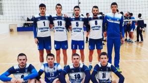 Волейболистите на Ихтиман с трета победа на Запад във Висшата лига