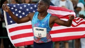 20-годишният рекорд на 60 метра най-накрая падна