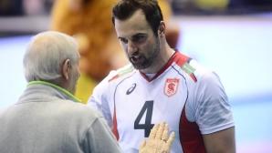 Бивш селекционер на България пое Белогорие, Грозер носи победа в дебюта си (снимки)