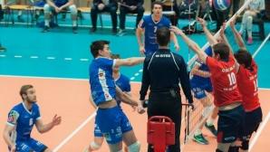 Трифон Лапков заби 21 точки, Грьонинген загуби драматично финала за Купата на Холандия