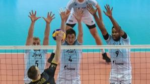 Зенит спечели редовния сезон в Русия (видео + снимки)