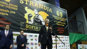 """Главният секретар на ММС Асен Марков участва в откриването на международния боксов турнир """"Странджа"""""""