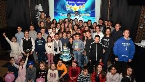 Астери отпразнува 5-ия си рожден ден