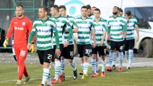 Защитник на Черно море с огромна рана на глезена, пропуска гостуването на ЦСКА-София
