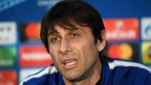 Антонио Конте: Беше ми трудно да спя преди мача с Барселона