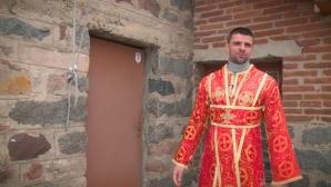 Валентин Илиев между футбола и църквата