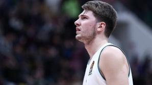 Дончич върви по рекорден график в Евролигата