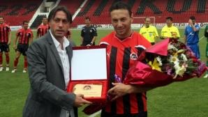 Иво Тонев: Марков беше страхотен футболист и боец!
