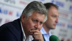 Иван Василев и Локо (Сф) изказаха съболезнования на близките на Жоро Марков