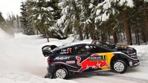 Ожие негодува срещу правилата на WRC