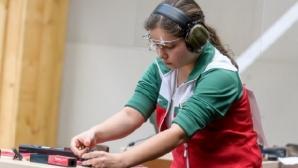 Мирослава Минчева спечели сребро на Европейското в Дьор