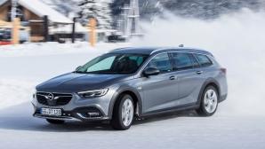 Майсторът на сцеплението: Opel Insignia Country Tourer