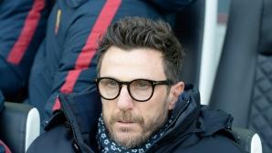 Ди Франческо: Рома показа две лица