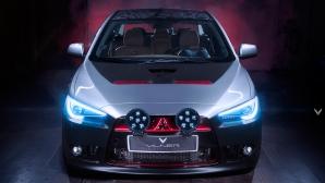 Посичащ конкуренцията: Mitsubishi Allroads Ronin от Vilner