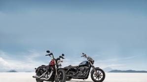 Harley-Davidson представиха новите Forty-Eight Special и Iron 1200 (снимки и видео)