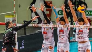 Соколов с 12 точки, Лубе с победа №20 в Италия и второто място в редовния сезон (снимки + видео)