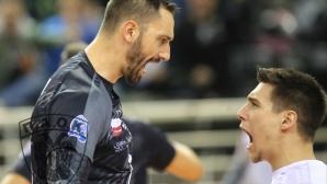 Учиков заби 20 точки, ПАОК на полуфинал за Купата на Гърция