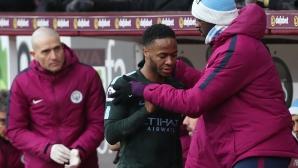Преговорите между Манчестър Сити и Стърлинг не вървят
