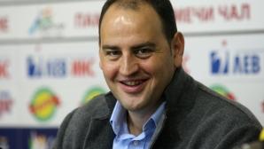 Петър Стойчев влиза в залата на плувната слава на 19 май