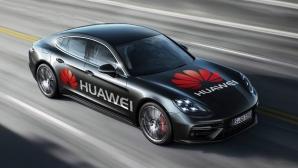 Huawei показа първата кола, която се управлява от смартфон