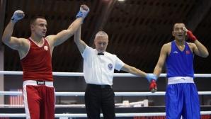 """Асенов и Панталеев донесоха първите медали за мъжете от """"Странджа"""" (галерия)"""