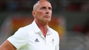 Мъжкият тим на Великобритания по спортна гимнастика остана без старши треньор