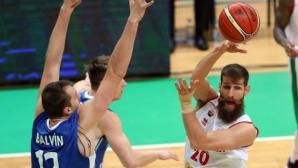 България изпусна питомното и срещу Чехия (галерия)