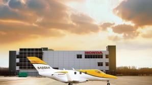 HondaJet е най-продаваният лек бизнес-самолет в света