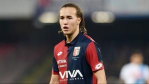 Милан привлича уругваец, преминал през Интер