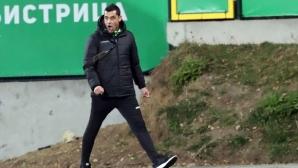 Томаш хвали Балъков, обясни какво е положението с Мартин Камбуров