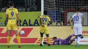 Керала - Ченайин 0:0, Бербо беше сменен