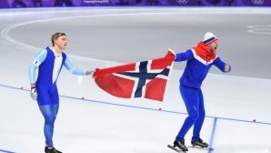 Норвегия изравни рекорда на САЩ по медали от Олимпийски игри