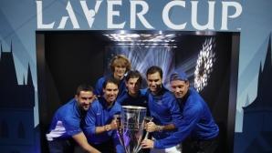 Федерер, Надал и други звезди се шегуват в общ чат