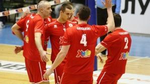 ЦСКА даде само гейм на Арда в Кърджали