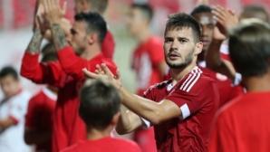 Основен футболист се завръща сред титулярите на ЦСКА-София
