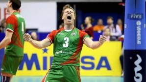 Пламен Константинов върна Маркус Нилсон във волейбола
