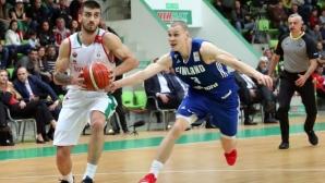 България няма загуба като гост на Финландия