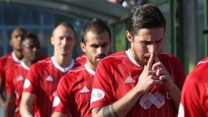 Пинто готов за мача с Левски?