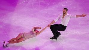 Столбова и Климов ще пропуснат СП по фигурно пързаляне в Милано